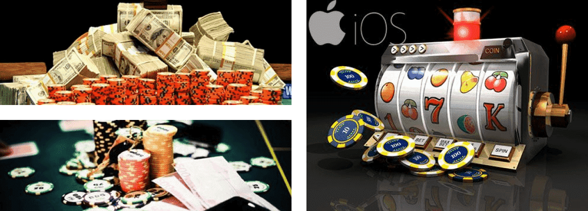 Gagner un jeu dans un casino sur iPhone 2019